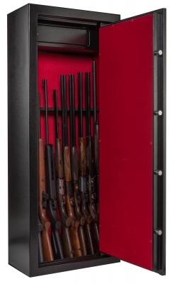 Coffre pour armes RIETTI Premium Digital 105kg (10 armes)