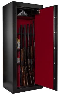 Coffre pour armes RIETTI Premium Digitale 133kg (18 armes)