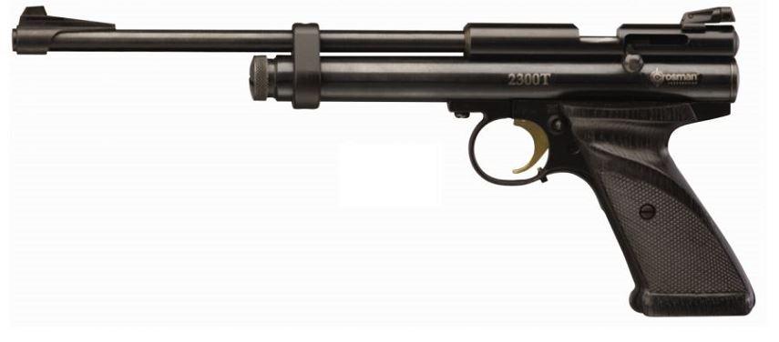 Pistolet CROSMAN 2300T CO2 cal.4,5mm