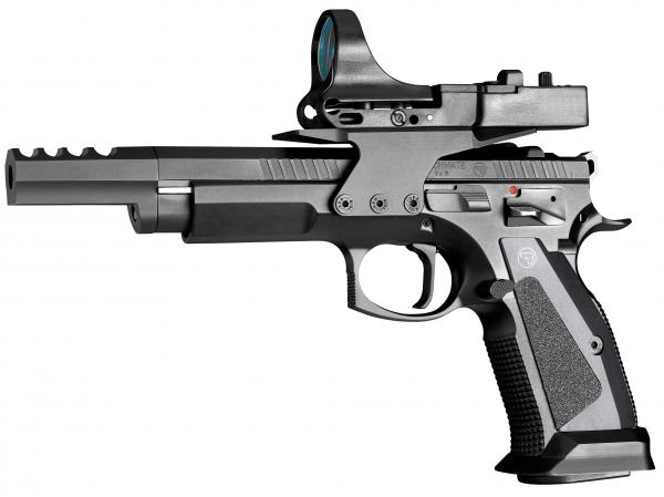 Pistolet CZ 75 TS CZECHMATE cal.9x19