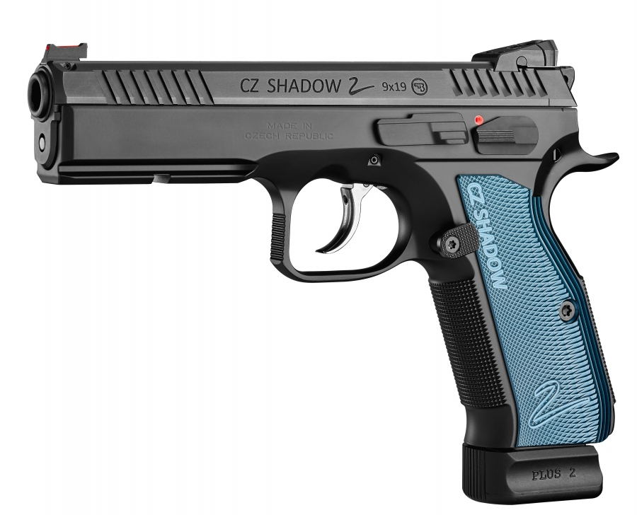 Pistolet CZ 75 Shadow 2 calibre 9x19
