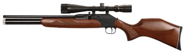 Carabine PCP DIANA P1000 avec lunette LYNX Varmint 6-24x42 AO cal.4,5mm (10 � 40 joules)