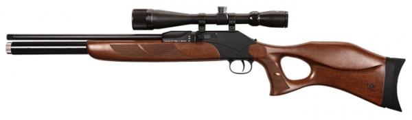 Carabine PCP DIANA P1000 TH avec lunette LYNX Varmint 6-24x42 AO cal.4,5mm (10 � 40 joules)