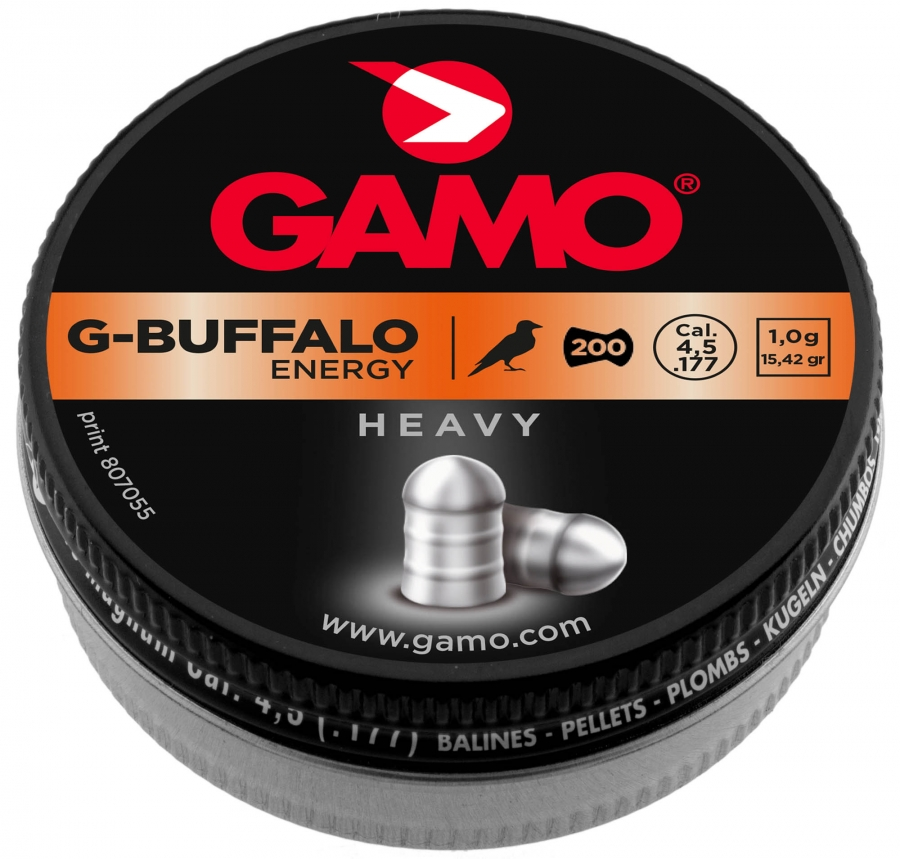 Plombs 4.5 Gamo G-BUFFALO
