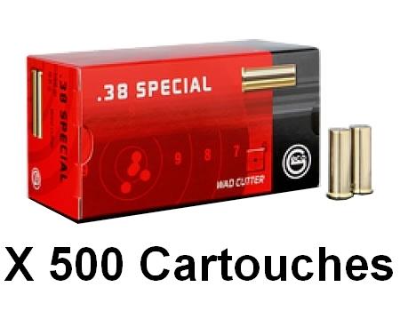 GECO cal.38 Spécial Wad Cutter /500