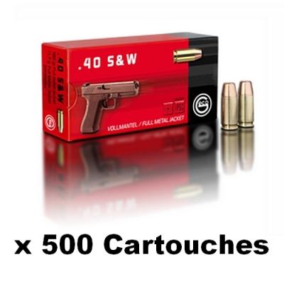 GECO cal.40 S&W FMJ /500