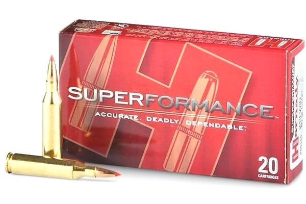 HORNADY cal.7x64 SST Superformance 162 grains - 10.5 grammes
