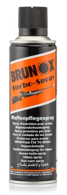 Bombe d'huile BRUNOX Turbo Spray 300ml