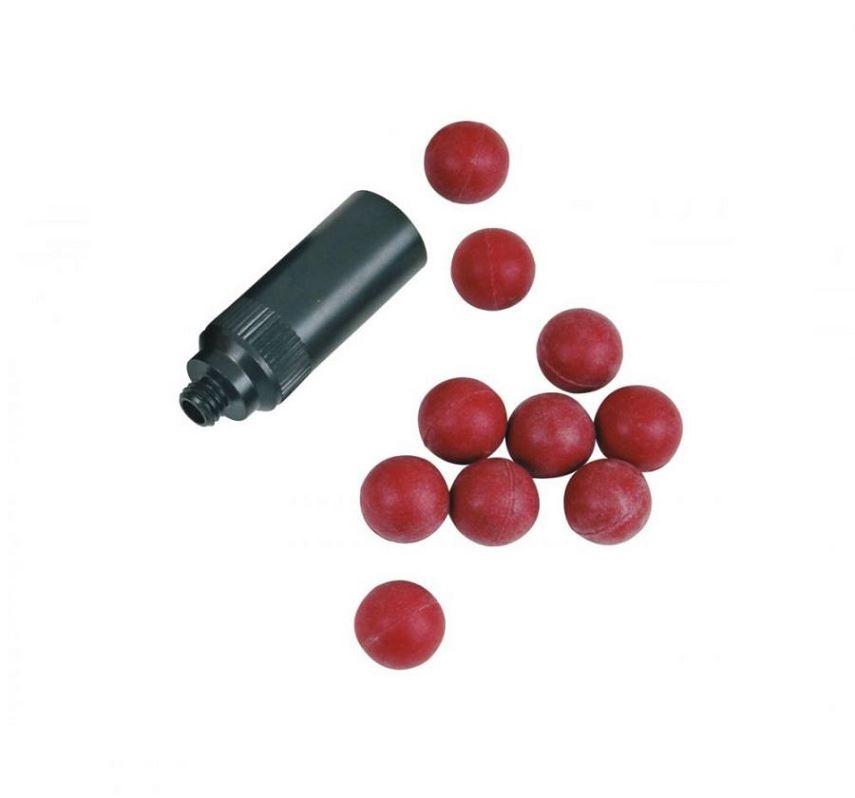 Blister GOMM-COGNE avec Lance-balles de protection ''UMAREX'' N�2 (M7x1,00)