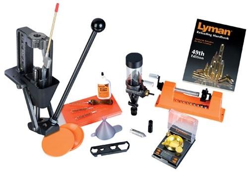 Kit de rechargement LYMAN Crusher Expert Kit Deluxe