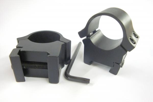 Montage Medium FUZYON diam�tre 25.4mm - Rail de 21mm BH 13