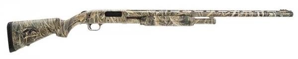 Fusil � pompe MOSSBERG 500 Duck Commander Waterfool cal.12/76 (canon de 71cm)
