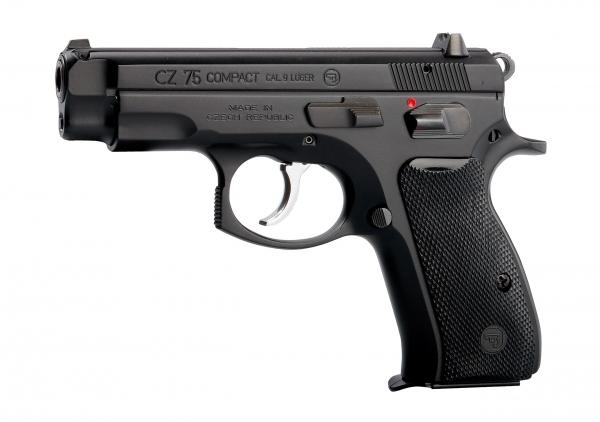 Pistolet CZ 75 COMPACT calibre 9x19