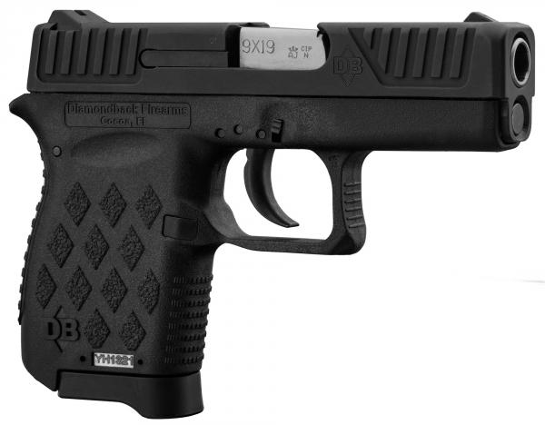 Pistolet subcompact DIAMONDBACK DB 9 cal.9x19