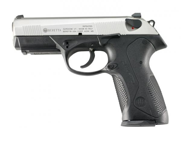 Pistolet BERETTA PX4 Storm F INOX calibre 9x19