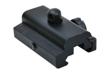 Adaptateur PRO MAG rail picatinny pour bipied type Harris