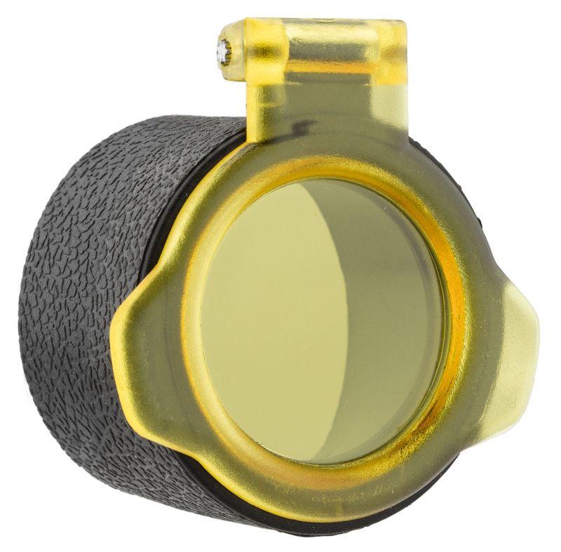 Protège oculaire KASTELBERG Taille 34 à 35,5 mm (Translucide Jaune)