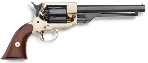 Revolver à Poudre Noire Pietta SPILLER & BURR 1862 Bronzé