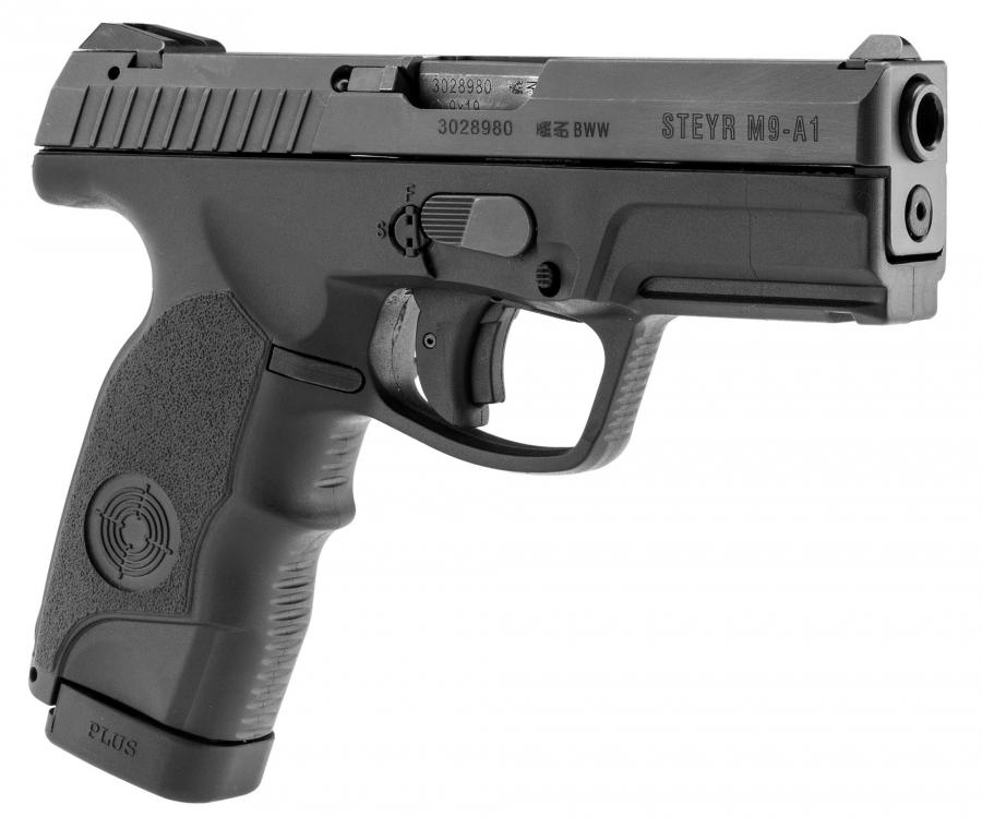 Pistolet STEYR M9-A1 Cal.9mm PARA (avec sécurité)