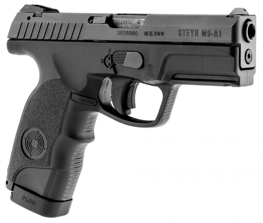 Pistolet STEYR M9-A1 Cal.9mm PARA (sans sécurité)