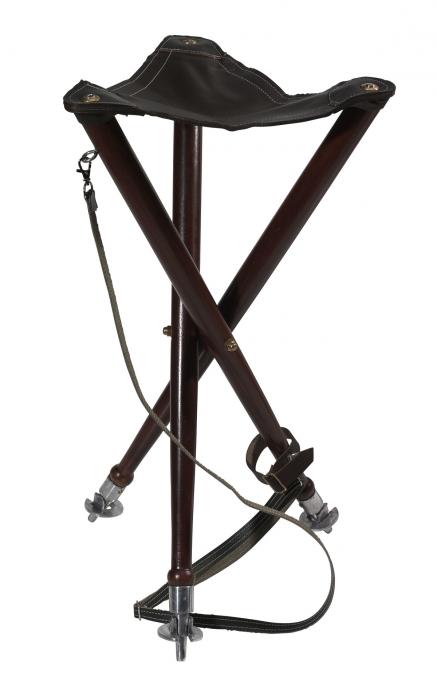 Trépied pliant PISTEURS en bois 63 cm