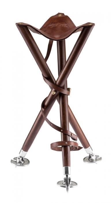 Trépied GASTROCK Pliant Bois 60 cm