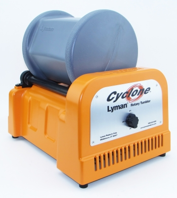 Nettoyeur de douilles LYMAN Cyclone Rotary Case Tumbler 230Volts