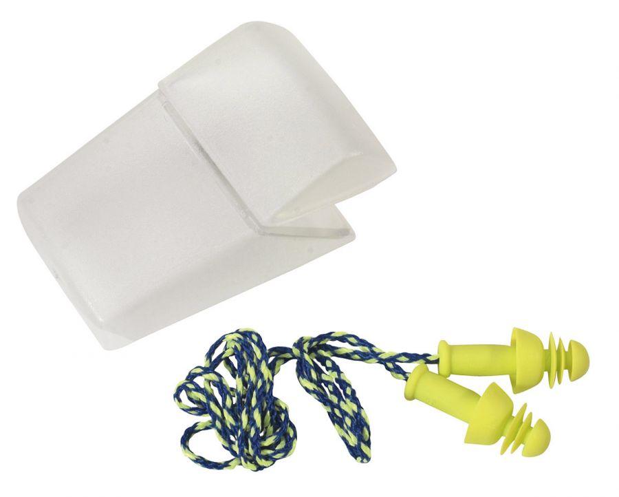 Bouchons d'oreilles avec cordon lavable UVEX
