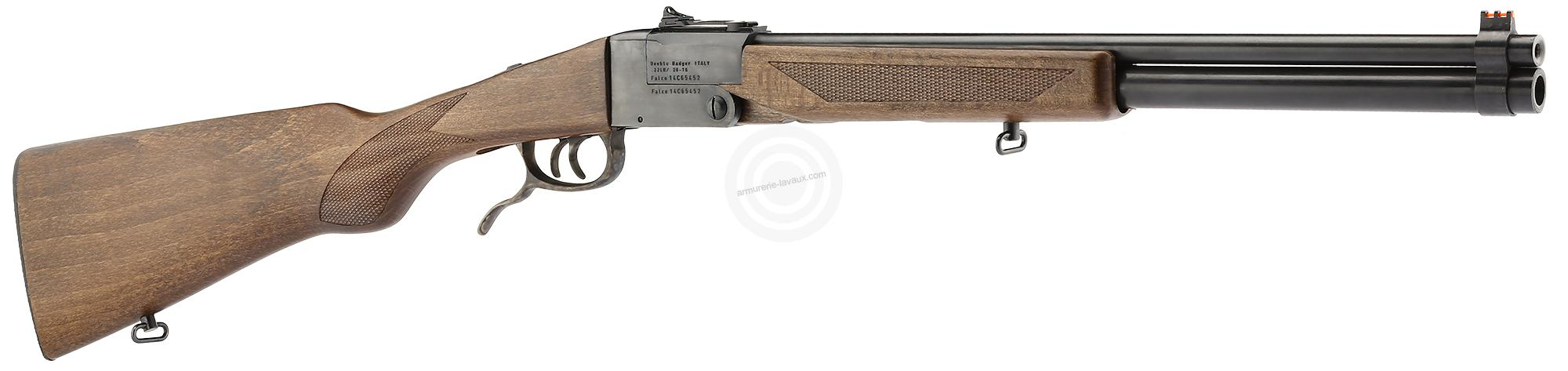 Carabine CHIAPPA Double Badger cal.22lr / 20