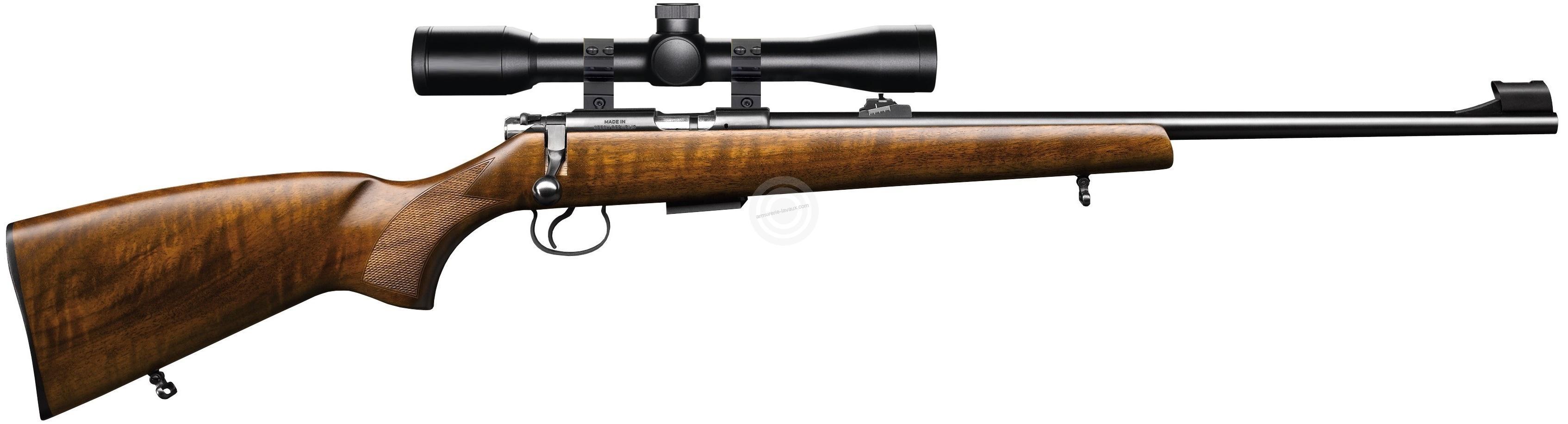 Carabine 22LR CZ 455 Luxe