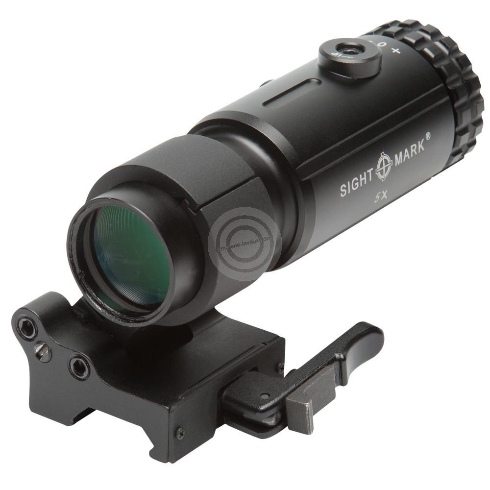 Magnifier Tactical Pro SIGHTMARK 5x