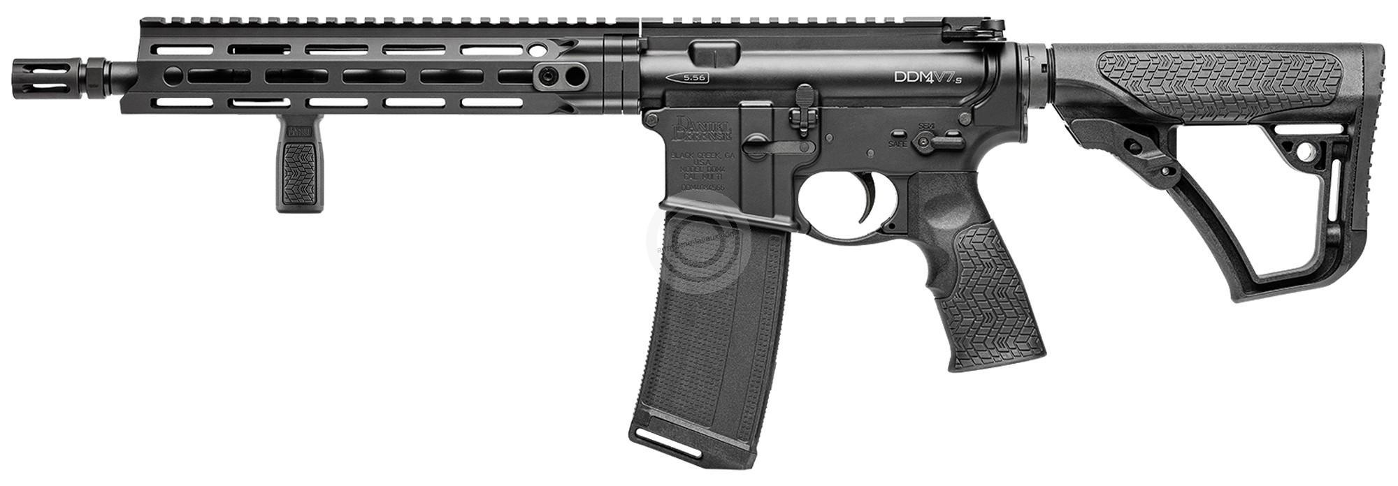 DANIEL DEFENSE M4 V7 S 11.5