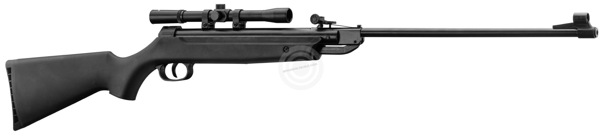 Carabine à plombs BEEMAN QB12 Cal.4,5 mm