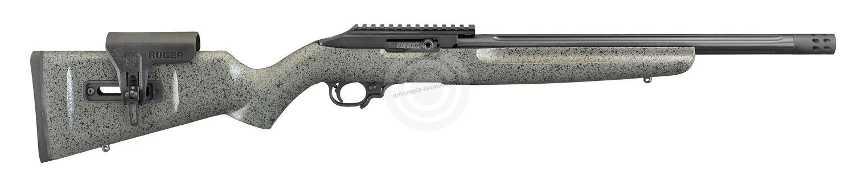 Quelle carabine 22LR gauchere pour le PRS22 ? 1565180526_Craabine_RUGER_10_22_competition_gray