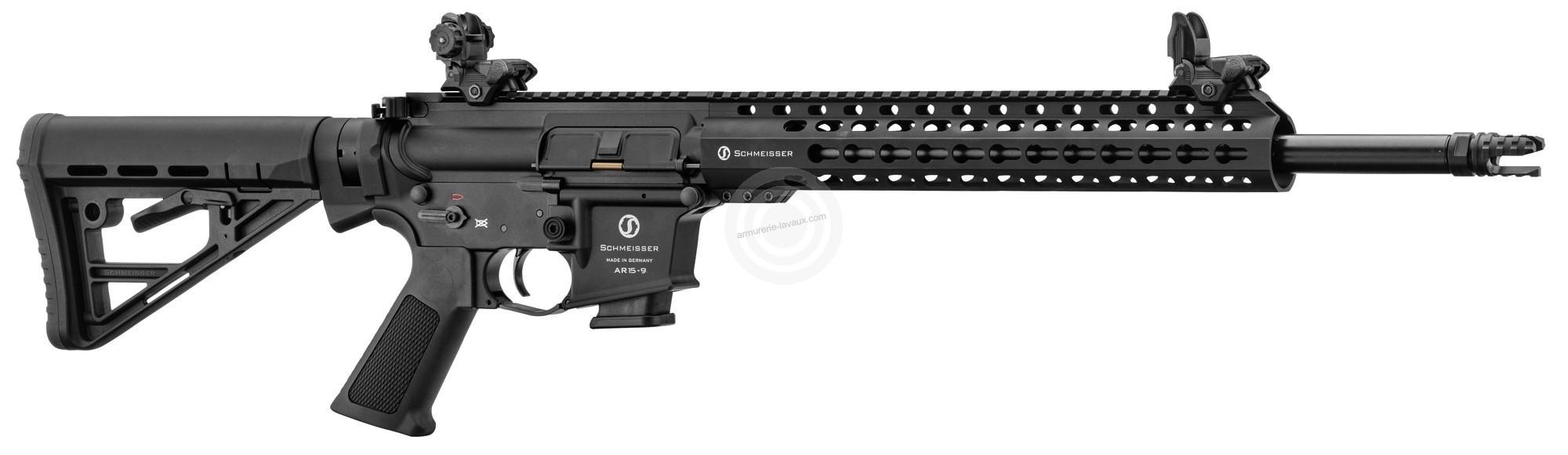 SCHMEISSER AR9 M5F 16.75