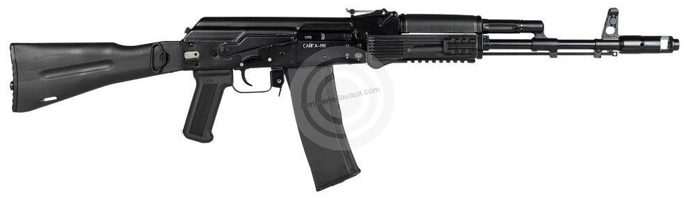 Carabine AK47 IZHMASH KALASHNIKOV SAIGA MK-102 (41,5 cm) cal.223 Rem