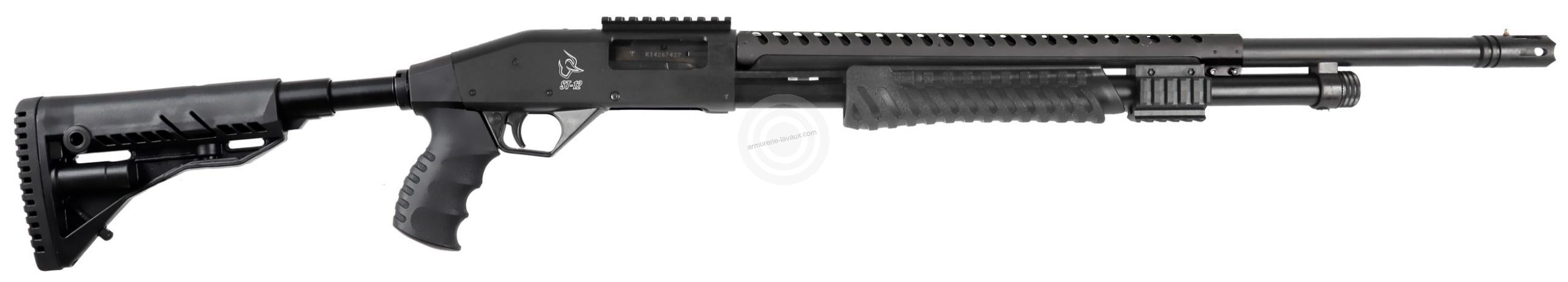 Fusil à pompe TAURUS ST12 Tactical cal.12/76