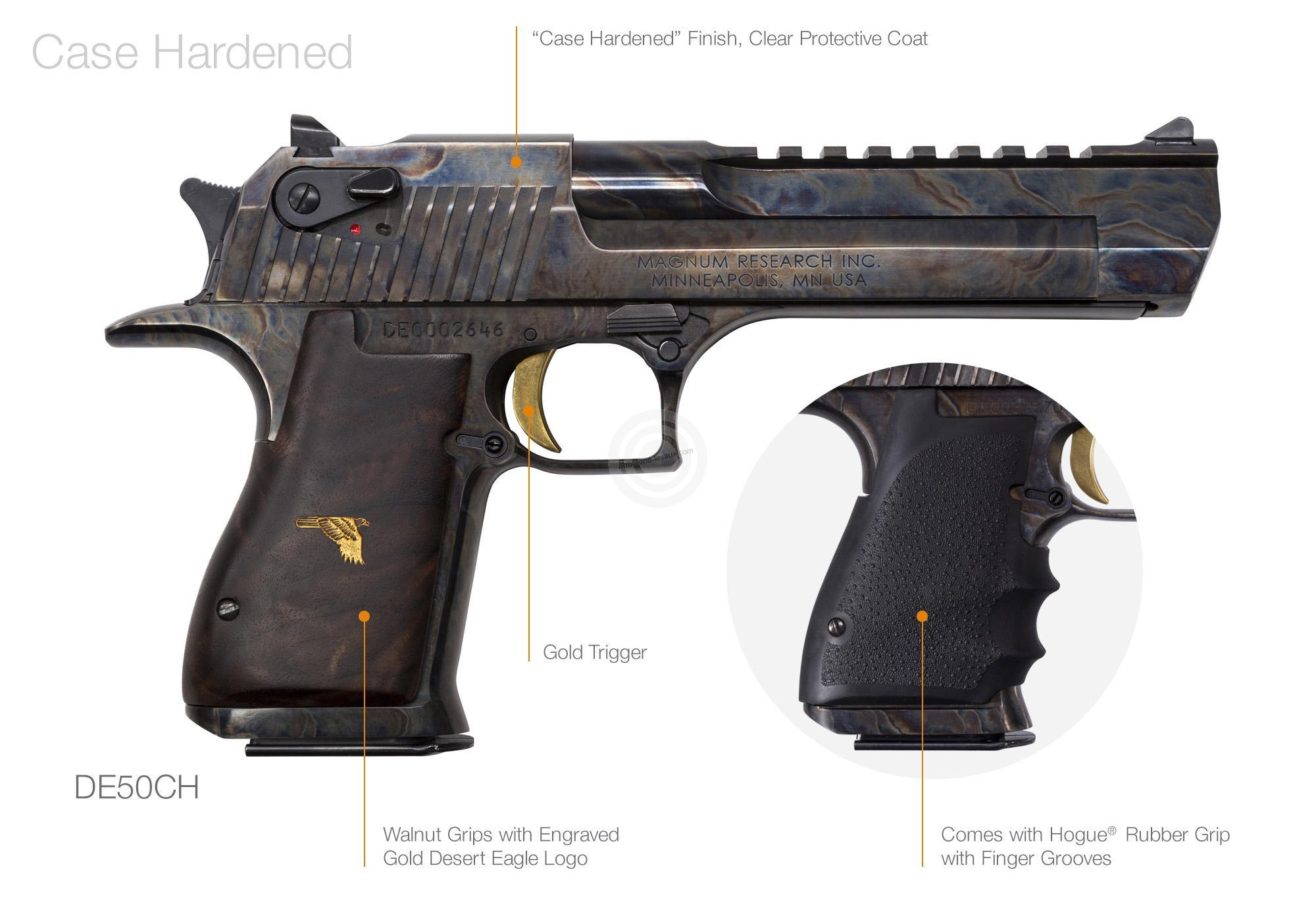 Browning HP//MK I II III NOYER Grip