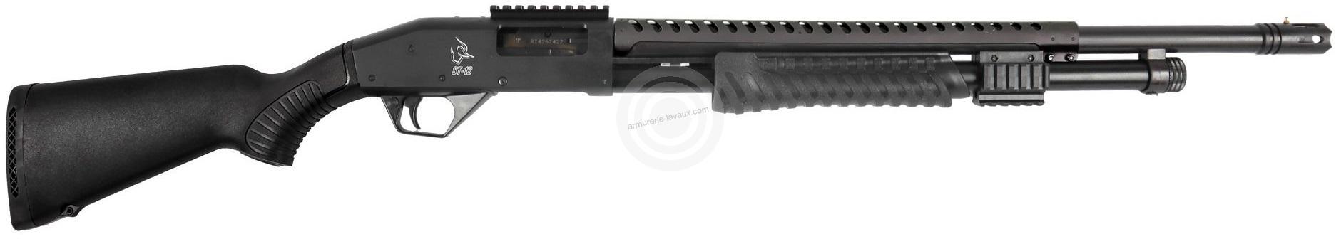 Fusil à pompe TAURUS ST12 H-Tac cal.12/76