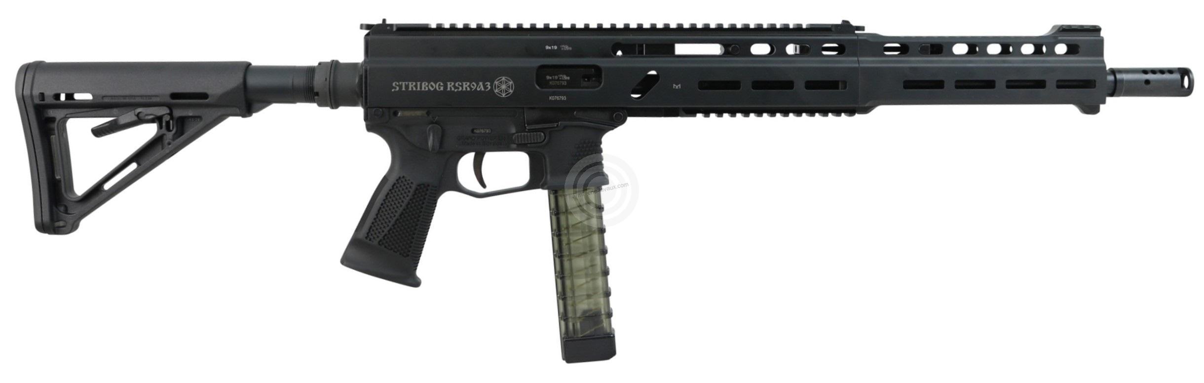 Carabine GRAND POWER Stribog SR9 A3