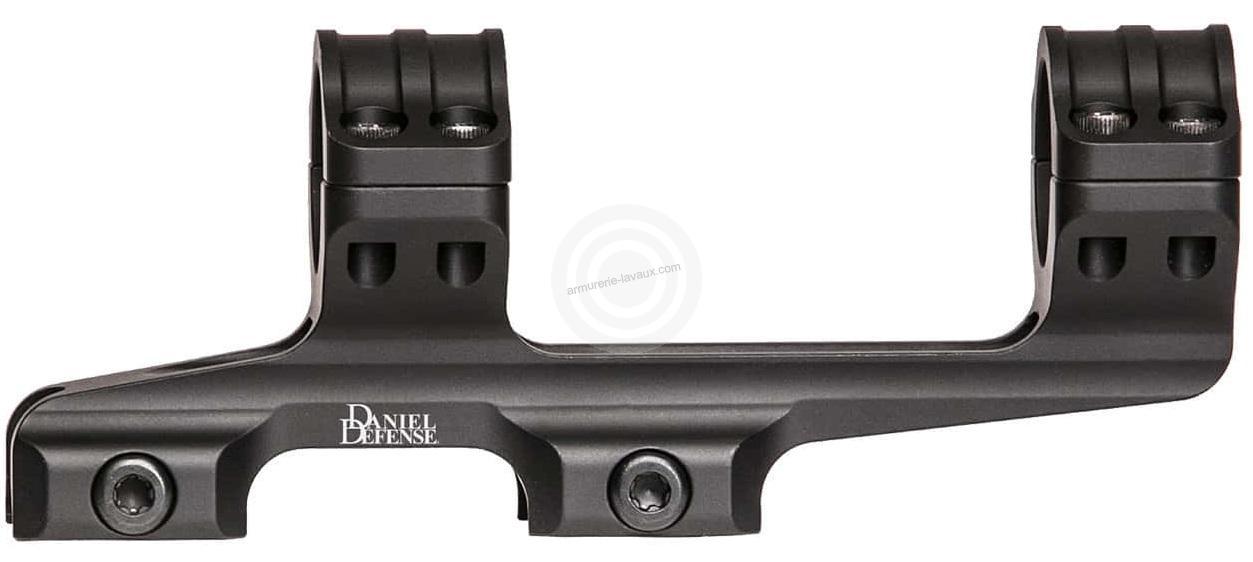 Montage monobloc DANIEL DEFENSE pour AR15 (21mm-diam.30mm)