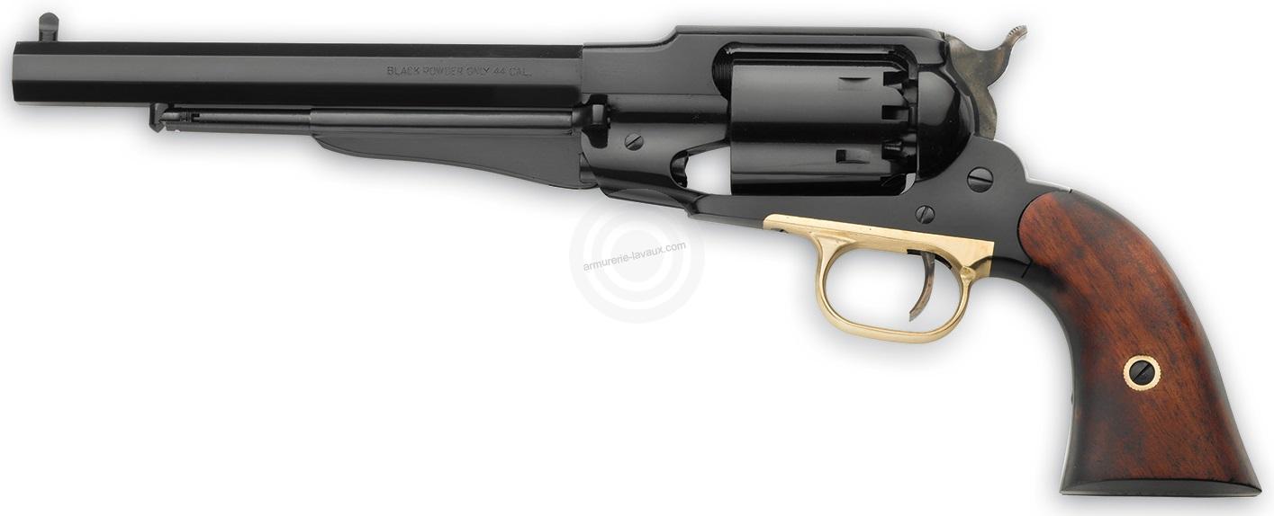 Revolver à Poudre Noire Pietta REMINGTON 1858 New Army