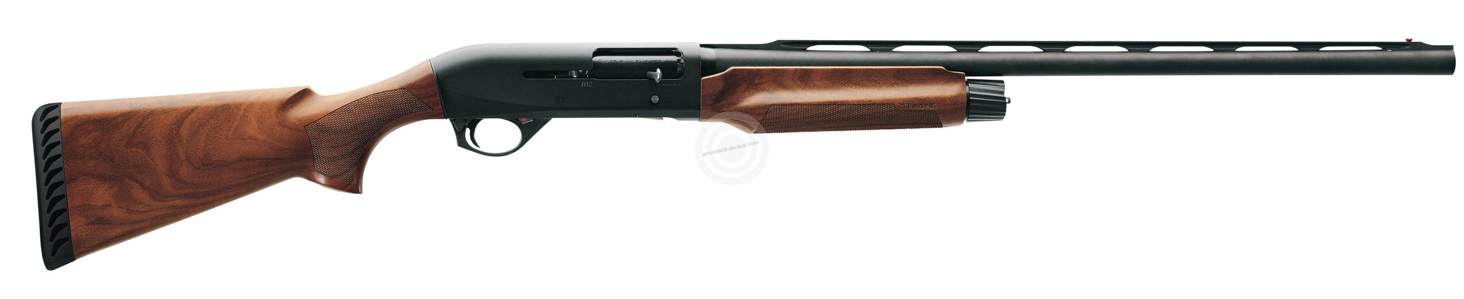 Fusil Semi-Automatique BENELLI M2 Bois cal.12/76 (66cm)