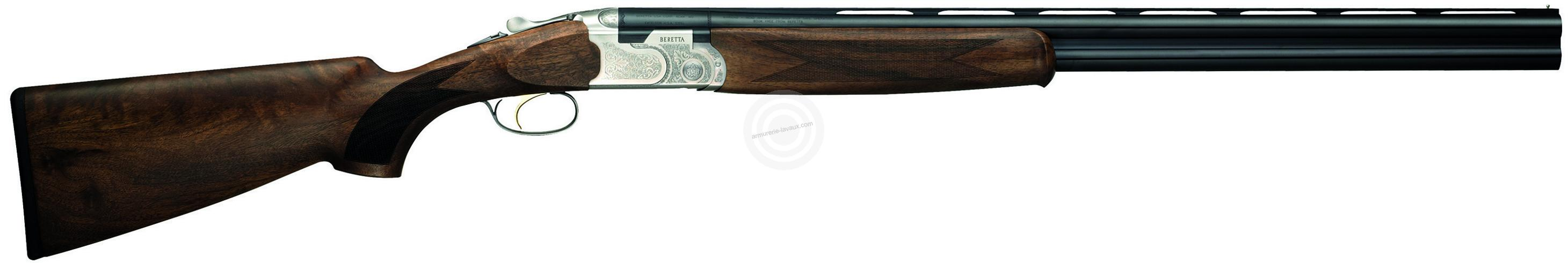Fusil de chasse superposé BERETTA 686 SILVER PIGEON I cal.12/76 (66cm)