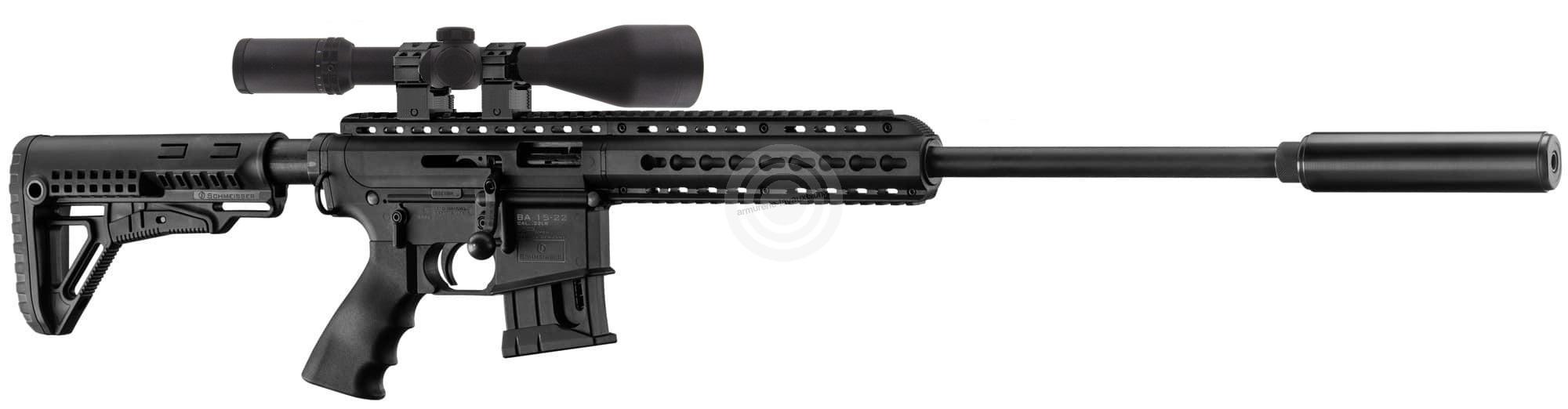 Carabine SCHMEISSER BA-15 cal.22lr
