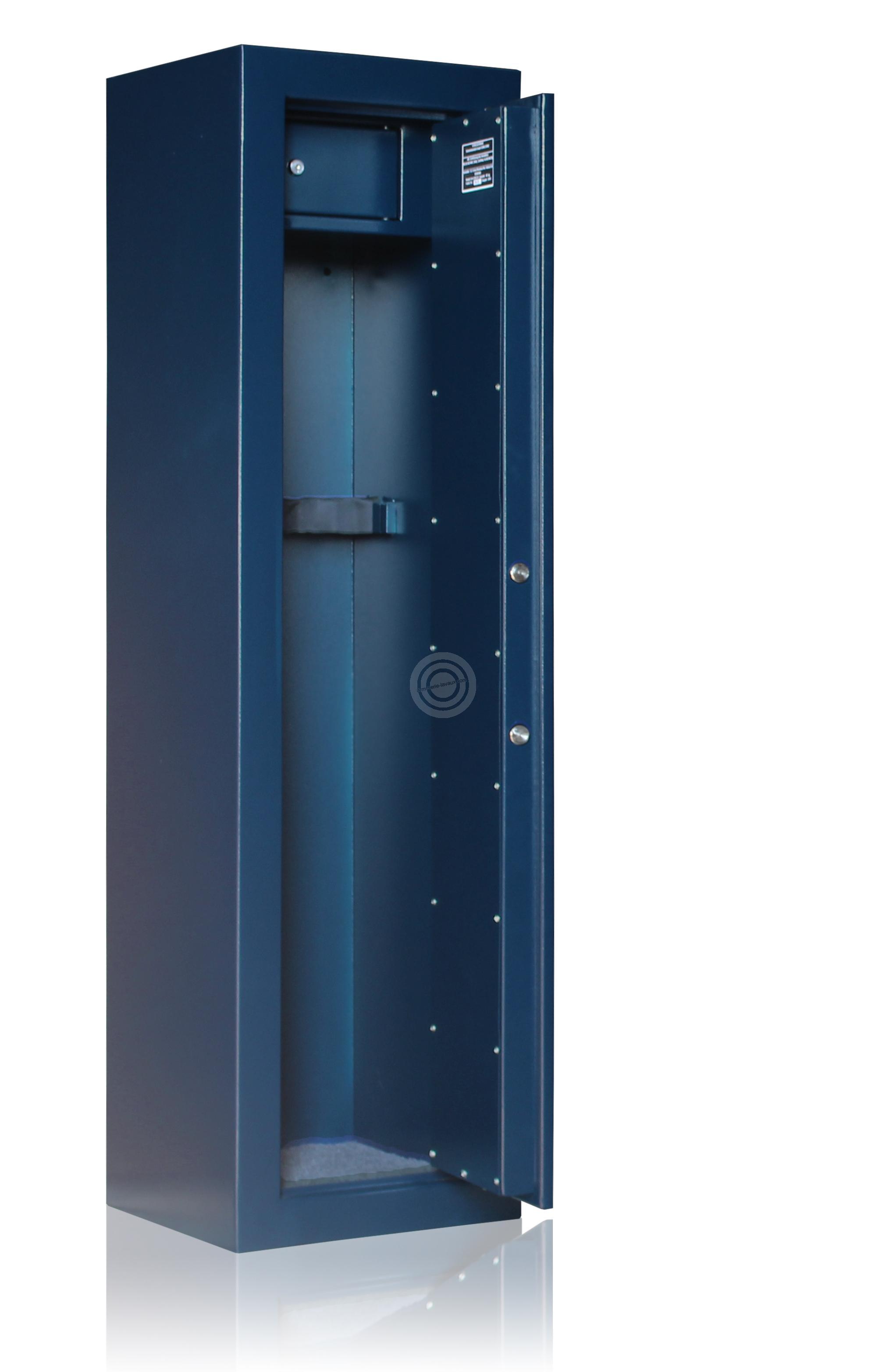 armoire forte elite gold 4 armes avec lunettes 103 kg coffres forts armes sur armurerie lavaux. Black Bedroom Furniture Sets. Home Design Ideas