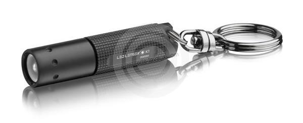 Lampe torche porte clefs LED LENSER K1 (17 lumens)