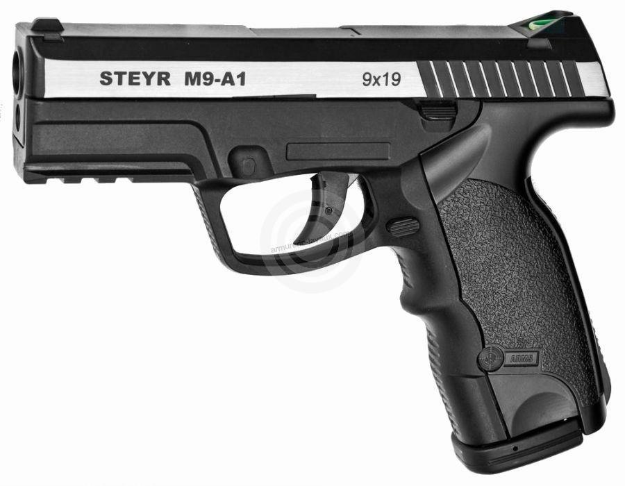 Pistolet STEYR MANNLICHER M9-A1 Dual Tone ASG cal.4,5mm