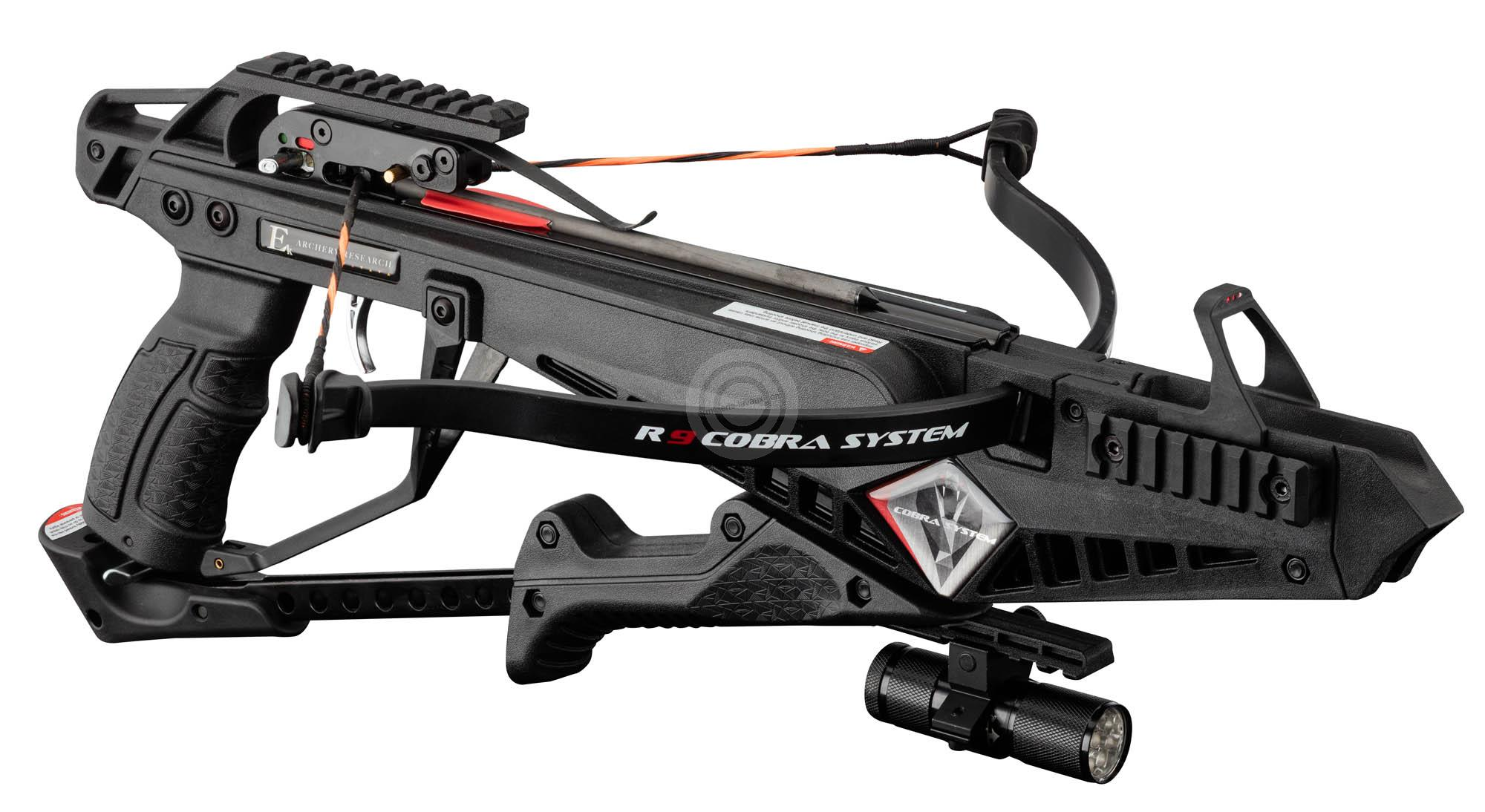 Arbalète Pistolet EK-Archery Cobra System R9 (90 lbs)