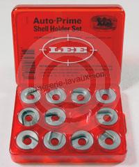 Kit support de douilles Lee Shell Holder Kit - pour Auto Prime